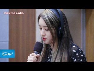161015 Ladies' Code - Lorelei @ KISS THE RADIO