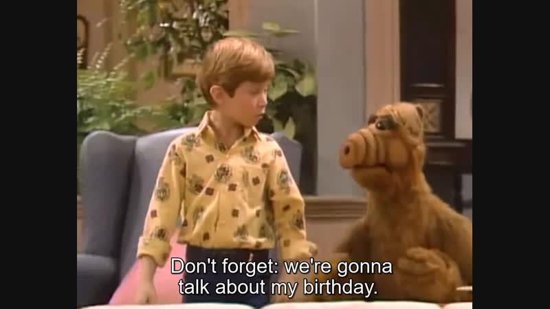 Alf (1 season) Family comedy with English Subtitles