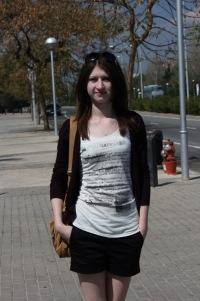 Светлана Ершова, 16 апреля 1994, Белгород, id182217354