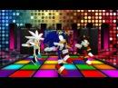Соник танцует под opa gentelman