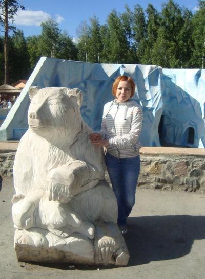 Наталья Костроганова, 23 октября 1989, Новосибирск, id20351556