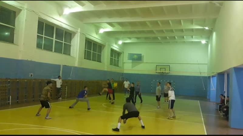 Вечерний волейбол 3