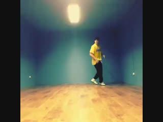 Bboy Master yonn 2000s practice