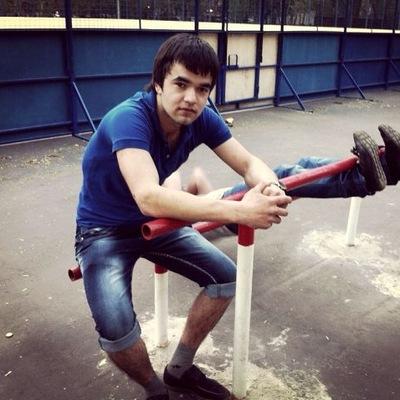 Зорик Жумаев, 23 марта 1994, Москва, id199970807