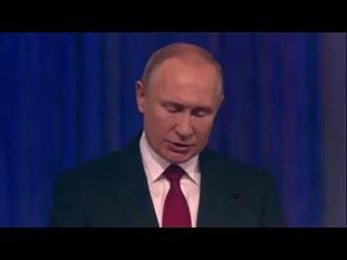 Путин: Обеспечение безопасности России, остается безусловным приоритетом