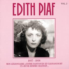 Édith Piaf альбом 1937-1938