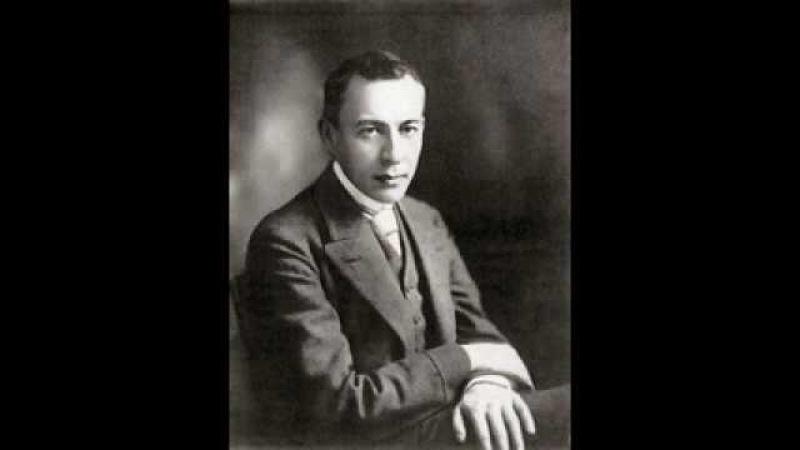 Sergei Rachmaninov : (Folia) Variations sur un thème de Corelli (extrait)