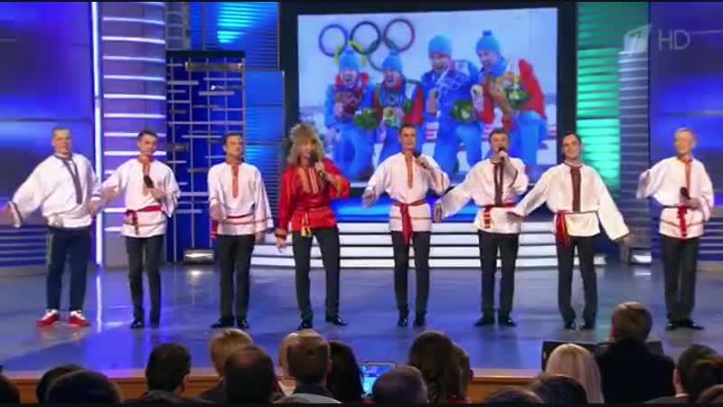 2014 КВН Молодость Красноярск высшая лига 1 8 Музыкалка