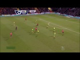 Норвич Сити - Манчестер Юнайтед 0-1 (28 декабря 2013 г, Чемпионат Англии)