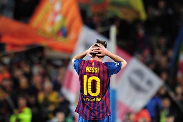"""Фаны """"Барселоны"""" попросили клуб выставить Месси на трансфер."""