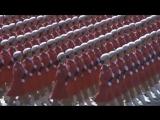 Прощание славянки. Китайская версия. Марш-песня
