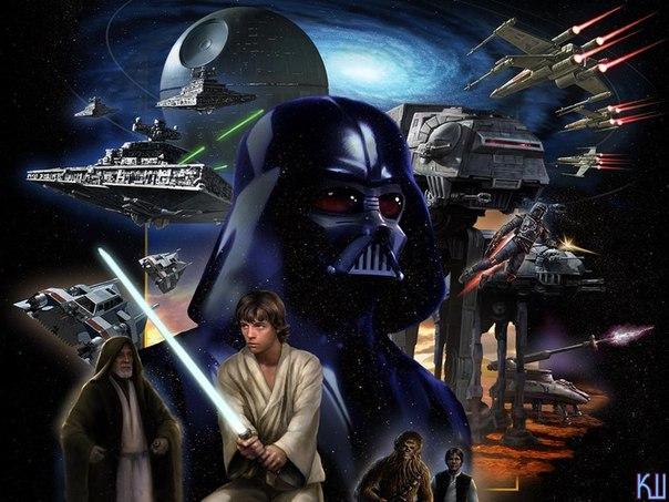 Окажись на съемочной площадке Звездных войн: примерь на себя роль Дарта Вей ...