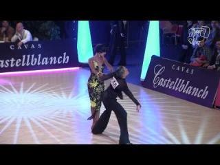 2014 Int Open Latin Cambrils, ESP   The Final Reel   DanceSport Total