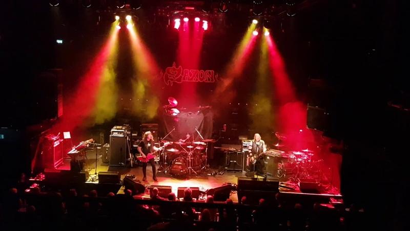 Raven - On and On - Live at Rockefeller Oslo, 27 September 2018