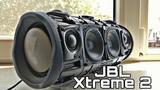 JBL Xtreme 2 - EXTREME BASS TEST