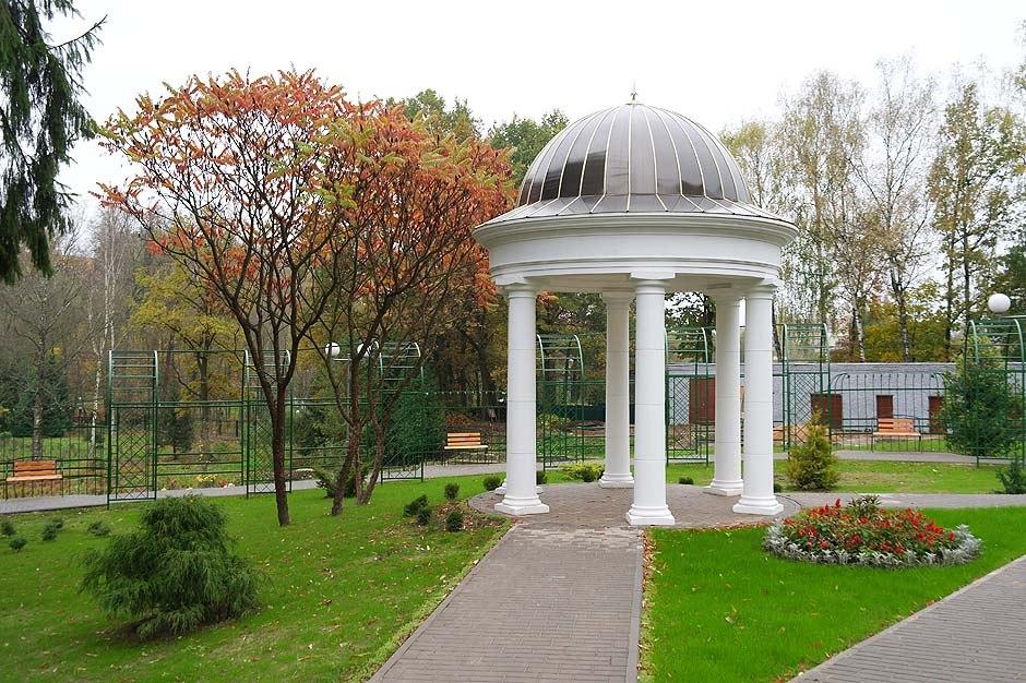 Батанічны сад БДСГА. Фота: horki.info.