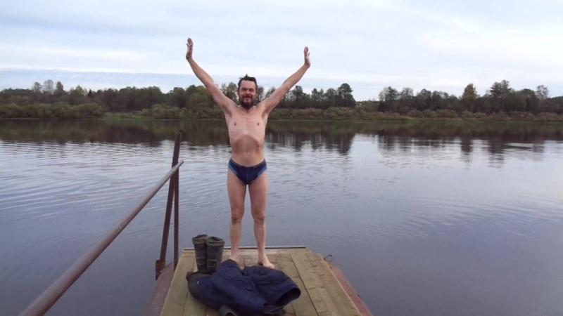 Сергей Попов: традиционное начало дня! ГужевTV