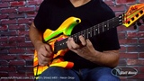 Suhr 80's Shred MKII - Neon Drop | N Stuff Music