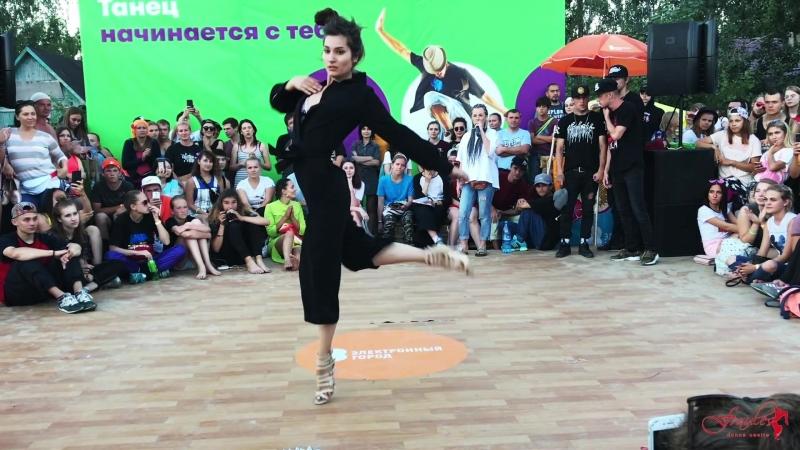 Электронный берег 2018 - Dance Battle by FDC - Judge Ninel Bonchinche