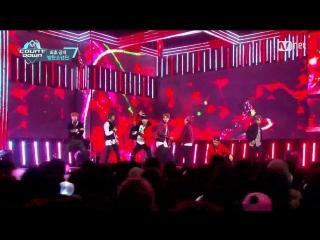 BTS - 21st Century Girls (Comeback Stage ¦ M COUNTDOWN 161013 EP.496)