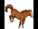 Рисую лошадь