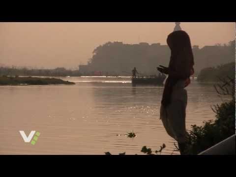 Священная река Ямуна. Медитация