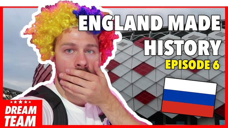 ENGLAND BEAT COLOMBIA ON PENALTIES | RORY IN RUSSIA VLOG - EPISODE SIX