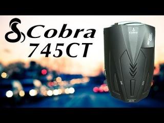 Радар-детектор Cobra RU 745CT. Обзор Hi-News.ru