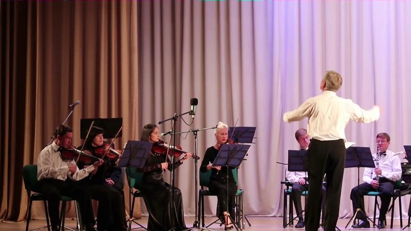 Камерный оркестр Ad Libitum. А. Вивальди Концерт До мажор.