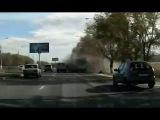 Очевидец Иван рассказывает о взрыве автобуса в Волгограде. Теракт в Волгограде (21.10.2013)