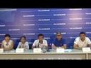 22 08 2018 Брифинг с представителями минспорта РК