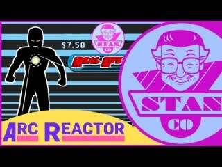 Stan Lee's Real Life Arc Reactor