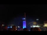 Шоу на фонтане. Дэвид Гилмор