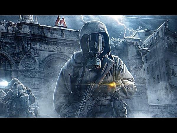 METRO EXODUS - Gamescom 2018 Trailer 4K - New Post Apocalyptic FPS Game 2019
