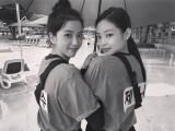 [full] 180715 Jisoo & Jennie @ SBS Running man (ep 541)
