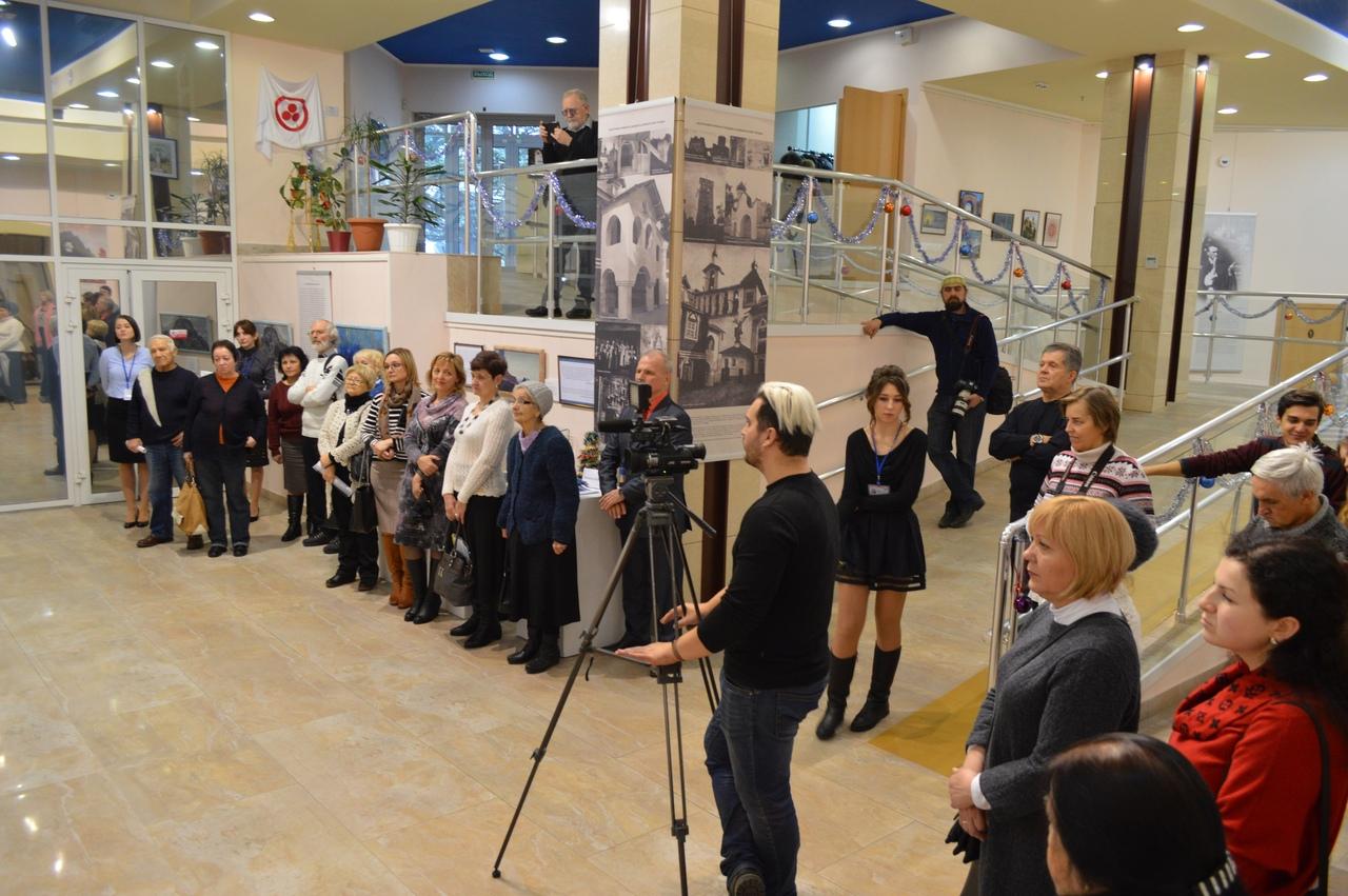 Выставка «Имя Рериха - на века» открылась в художественном музее «Арт-Донбасс»