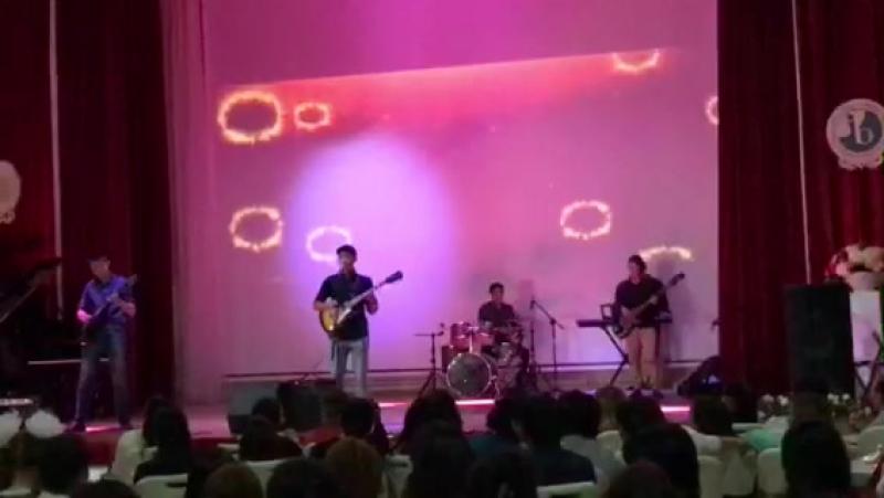 The Khans - live in Teachers day Festival, NISA IB
