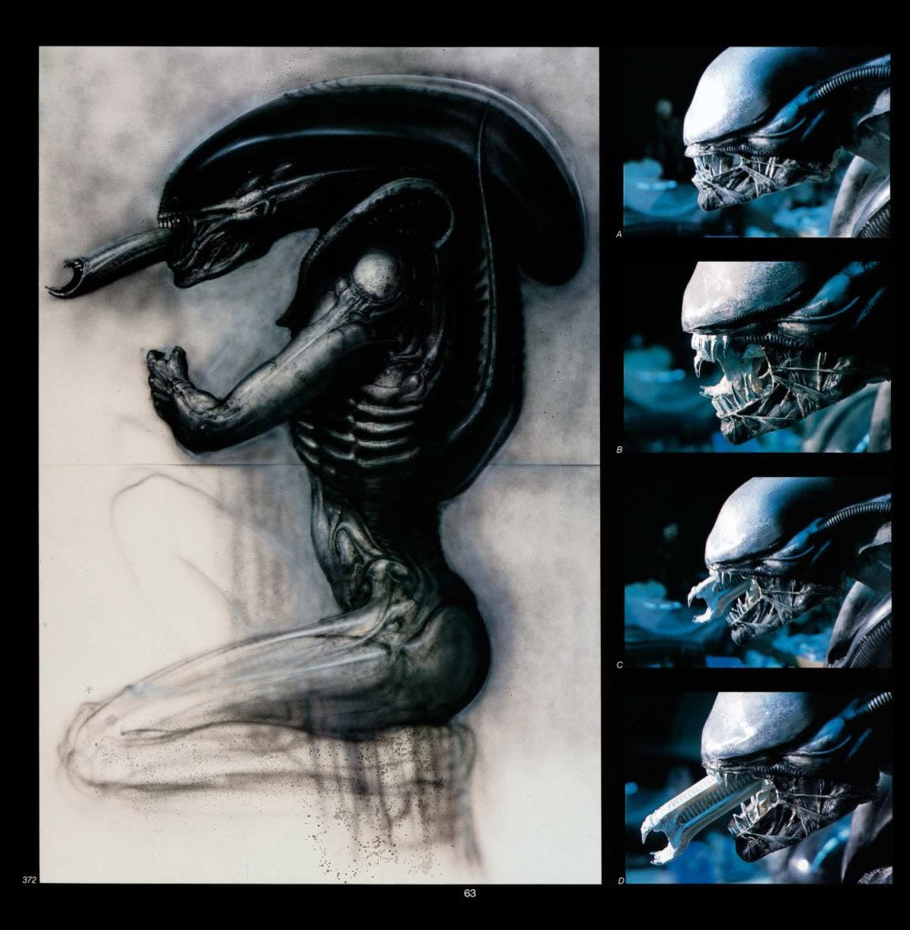 Александра Чугунова и её 11 видов инопланетян
