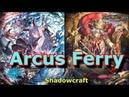 Shadowverse Shadowcraft Arcus Ferry