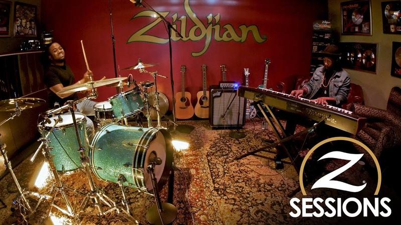 Zildjian Sessions   Carlin White Cory Henry