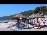 Июльский полдень на пляже