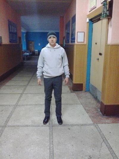 Серёга Костромин, 14 марта 1990, Прокопьевск, id121928627