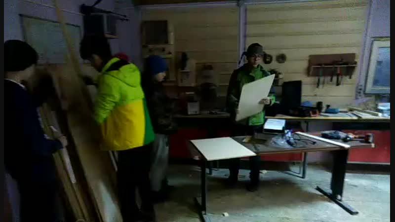 Столярная мастерская Ориона