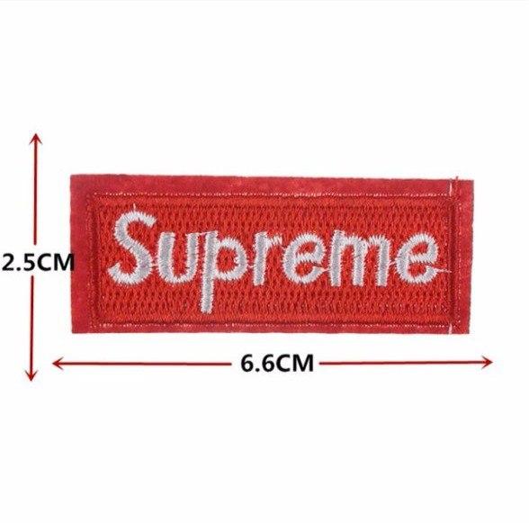 Патч Supreme