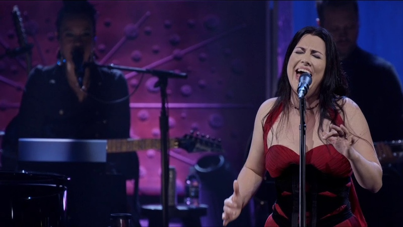 EVANESCENCE - Unraveling (Interlude) Imaginary (Synthesis Live DVD)