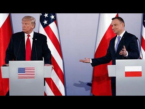 США стремятся через Польшу ослабить позиции России Франции и Германии в нормандском формате
