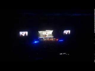 Концерт группы Депеш Мод в Москве,в Олимпийском.07.03.14!Класс,Феерично!