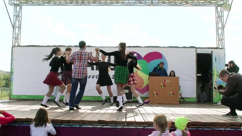 Школа ирландских танцев Аваллон
