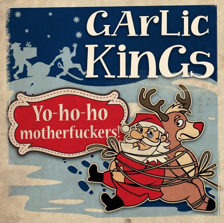Garlic Kings - Yo-Ho-Ho Motherfuckers (EP) (2012)