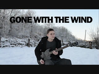 Architects - gone with the wind (cover by konf)